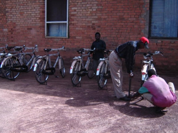 Bicycles For Youth Workers